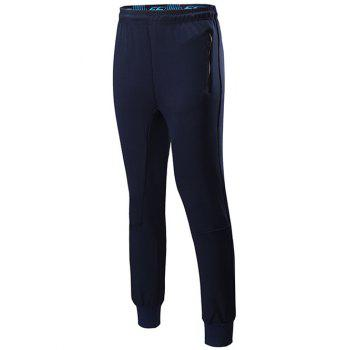 Jogging Sports Pants with Zip