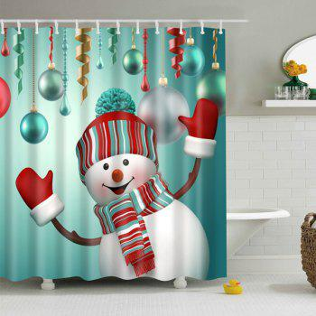 Christmas Shower Curtains Cheap Casual Style Online Free Shipping ...