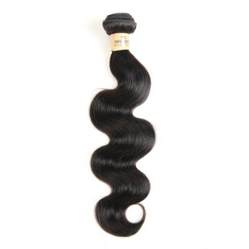 Body Wave 1 Pc/Lot 5A Remy Brazilian Hair Weave - 22INCH 22INCH