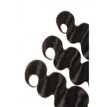 Body Wave 1 Pc/Lot 5A Remy Brazilian Hair Weave - 8INCH 8INCH
