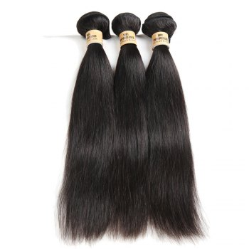 5A Remy 1 Pc/Lot Straight Brazilian Hair Weave