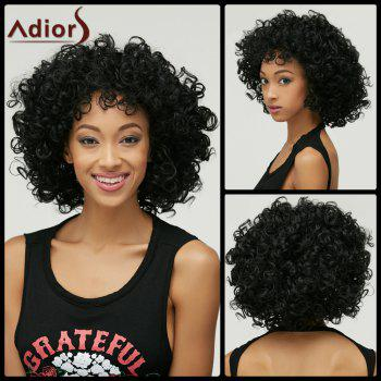 Afro Curly Short Synthetic Wig