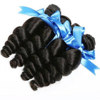 1 Pc/Lot Loose Wave 5A Remy Brazilian Hair Weave