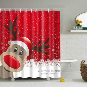 Curtains Ideas christmas curtain fabric : Christmas Shower Curtains Cheap Casual Style Online Free Shipping ...