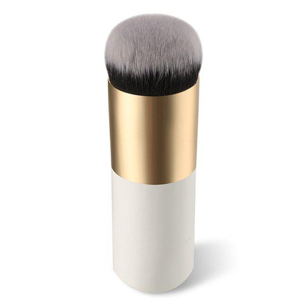 Fiber Chunky BB Cream Foundation Brush - WHITE