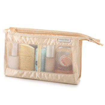 Zipper Travel Wash Bag