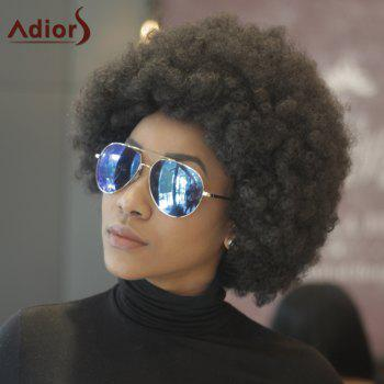 Adiors Fluffy Short Curly Party Synthetic Wig