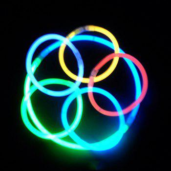 20PCS Colorful Glow Sticks Christmas Decoration