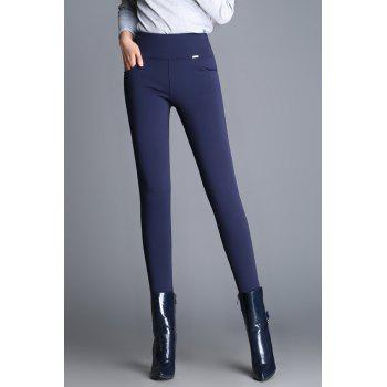 High Waist Skinny Thick Pencil Pants