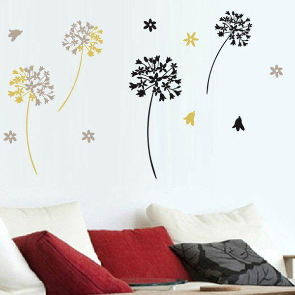 Dandelions Refrigerator Wall Stickers - COLORMIX