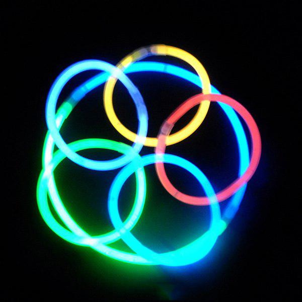 20PCS Colorful Glow Sticks Christmas DecorationHome<br><br><br>Color: COLORFUL