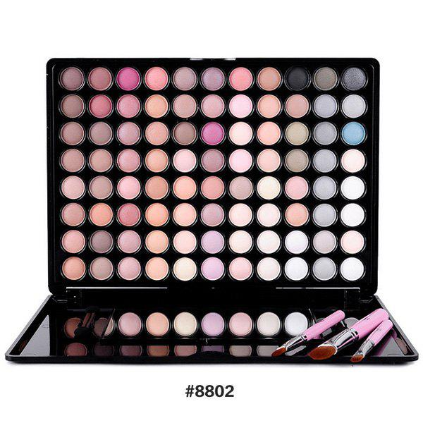 88 Couleurs Kit Eyeshadow imperméable à l'usure à long - 2