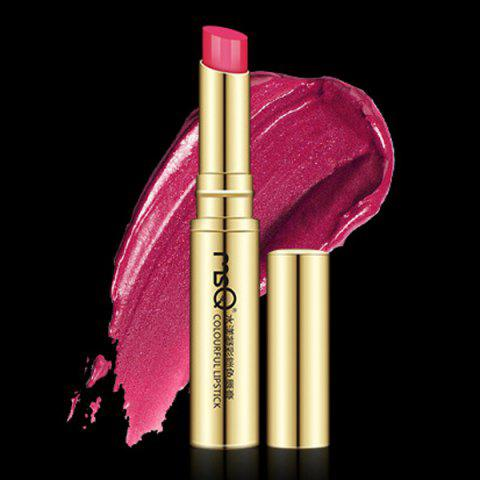 8 Colours Moisturizing Long Wear Lipstick - 01