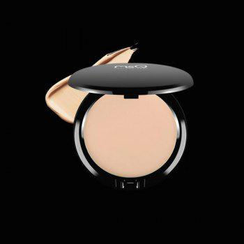 Cream Flawless Foundation with Brush