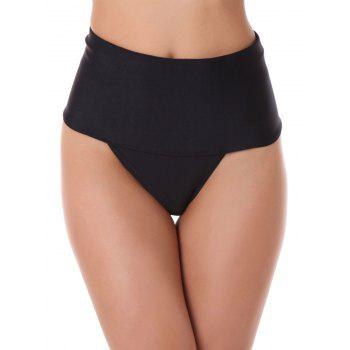 Thongs High Waisted Briefs