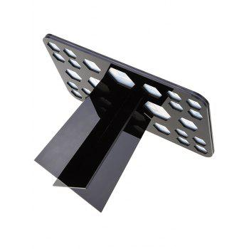 Brush Drying Rack Brush Tree - BLACK