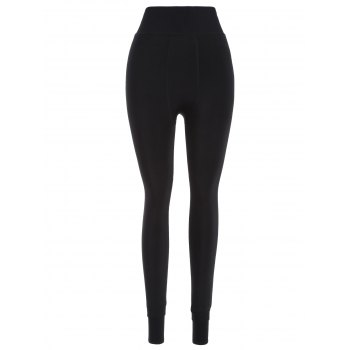 Stretchy Thick Winter Stirrup Leggings