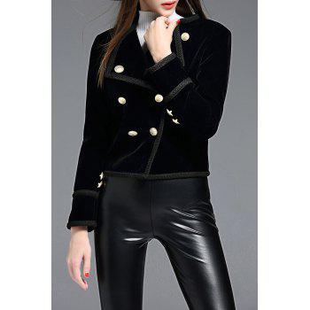 Sheath Velvet Jacket