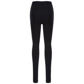 Footless Slim Leggings - ONE SIZE ONE SIZE