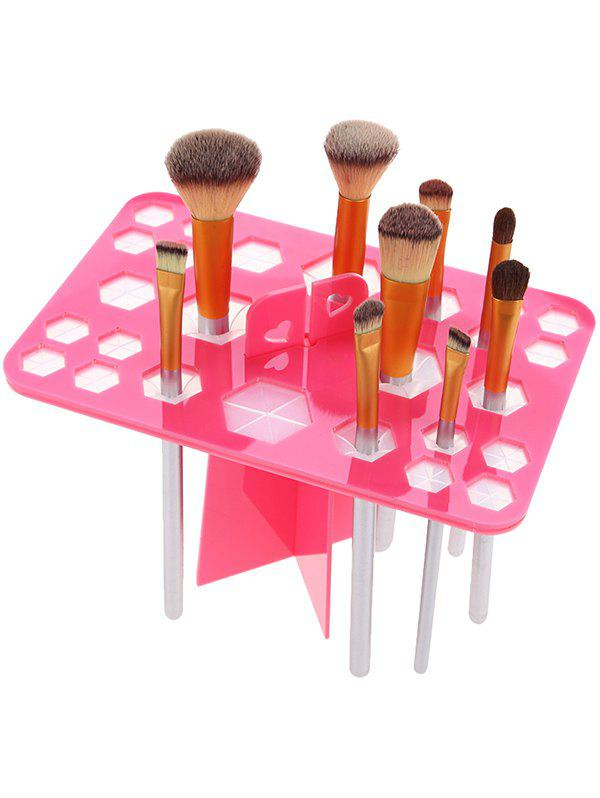 Brush Drying Rack Brush Tree - PINK