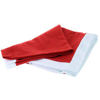 Christmas Table Decor 132*208CM Tableclothes - RED