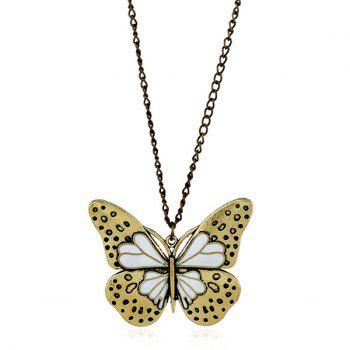Butterfly Sweater Chain