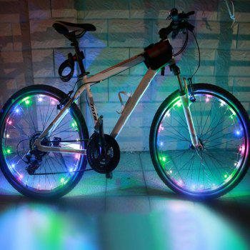 20 LED Flash Night Riding Bicycle Tyre Wheel Lamp