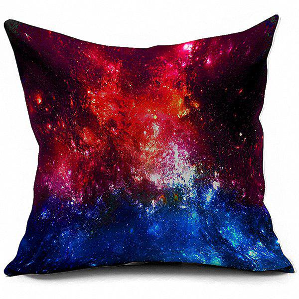 Galaxy Space Printed Sofa Cushion Throw Pillowcase, COLORMIX in Decorative Pillows & Shams ...