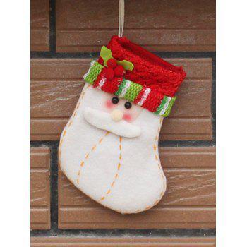 Christmas Santa Hanging Gift Sock Xmas Tree Party Decor