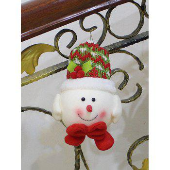 Cute Snowman Hanging Doll Pendant Christmas Decoration