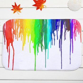 Ink Painting Antislip Room Decor Doormat Carpet