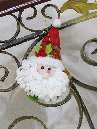 Christmas Gift Santa Claus Doll Pendant Xmas Tree Decoration new bassoon c tone great material than maple case bass oboe