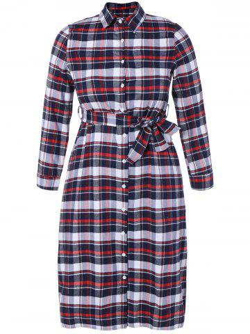 640153b065 2019 Red Flannel Dress Online Store. Best Red Flannel Dress For Sale ...