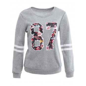 87 Knitted Sweatshirt