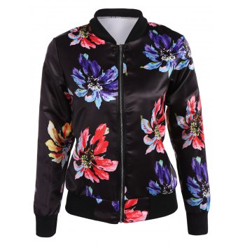 Flower Bomber Jacket