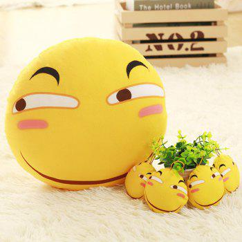 Plush Sofa Emoticon Toy Pillow