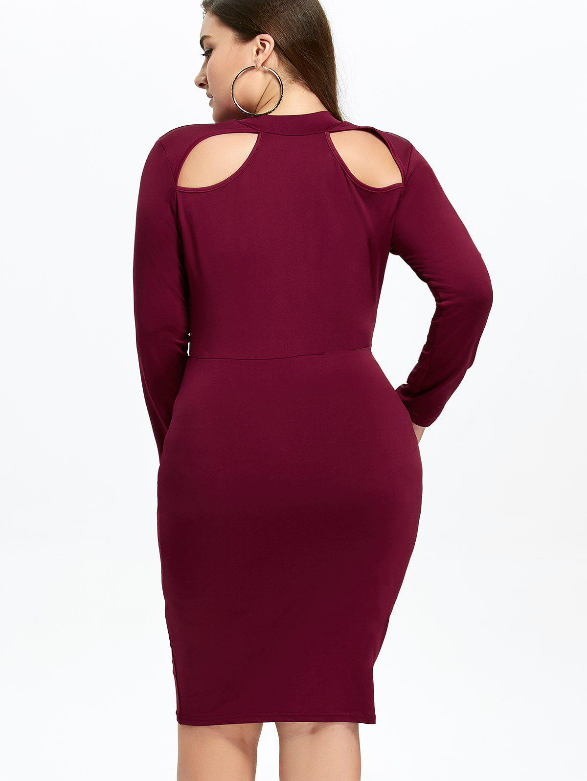 Good places to buy bodycon dresses sheer zozo