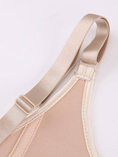 Body Shaping Corsets - APRICOT M