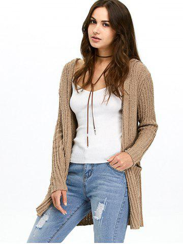 2017 Long Brown Cardigan Online Store. Best Long Brown Cardigan ...