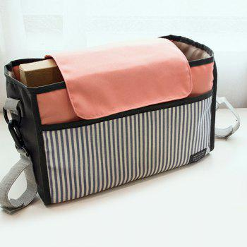 Baby Changing Nappy Bags for Prams Pushchairs Strollers -  PINK