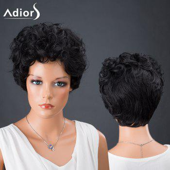 Adiors Hair Synthetic Short Bouncy Curly Wig