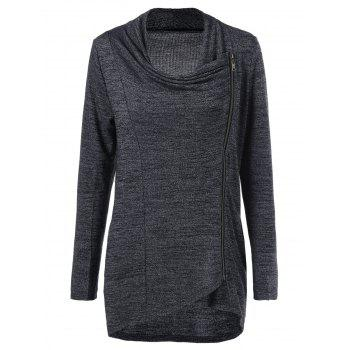 Side Zip Knitwear