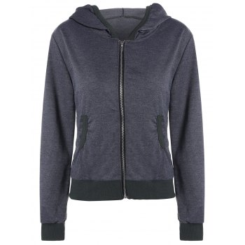 Wing Graphic Hooded Jacket