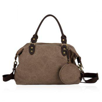 Canvas Large Casual Tote Bag