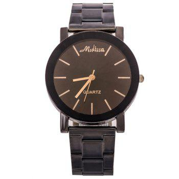Pair of Vintage Couple Watches - BLACK