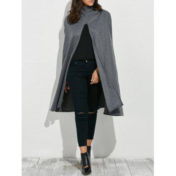 Hooded Loose Cape