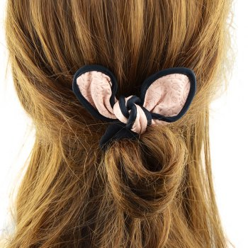 Elastic Bunny Ears Design Hairband