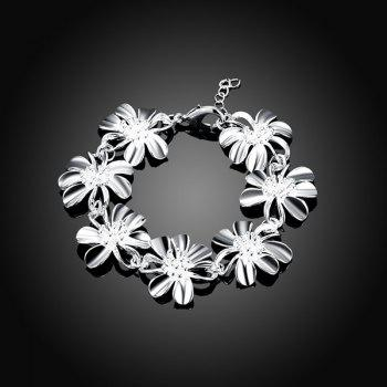 Sunflower Chain Bracelet
