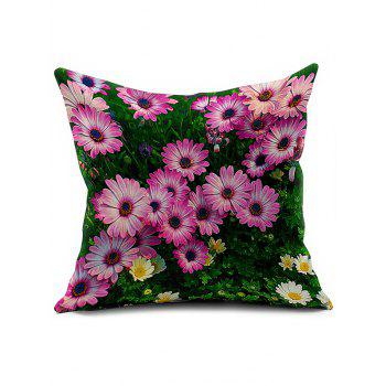 3D Flower Home Decorative Linen Pillowcase