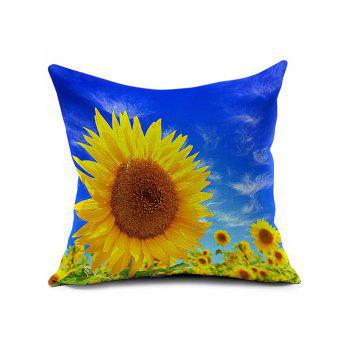 Sunflower Sofa Cushion Home Decoration Pillow Cover